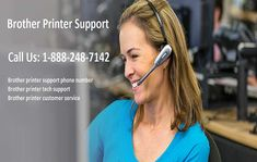 Brother Printer Customer Support 1-888-248-7142 Number
