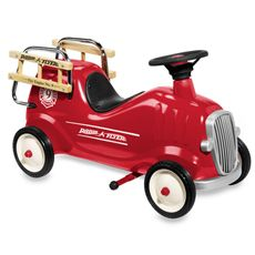 Radio Flyer® Little Red Fire Engine - Bed Bath & Beyond