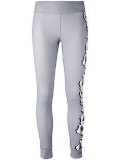 ADIDAS BY STELLA MCCARTNEY Yoga Flower Tights. #adidasbystellamccartney #cloth #tights