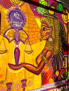 Murals in Lower Haight