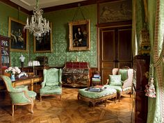 French Filmmaker Jean-Louis Remilleux's Antique-Filled Chateau Photos | Architectural Digest