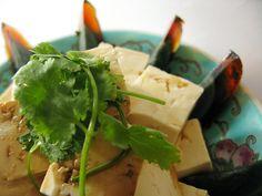 chinese Thousand Year Egg Tofu recipe