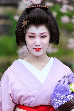 舞妓 : 花景色-K.W.C. PhotoBlog   ,a geiko tsunemomo san
