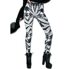 Kill Star Space Grass Leggings ($32) ❤ liked on Polyvore featuring pants, leggings, stretchy leggings, stretchy pants, white trousers, legging pants and stretch leggings