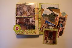 Scraps & things: Vakantiefoto's