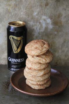 Guinness Snickerdoodles by Heather Christo