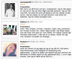 dating website swedish