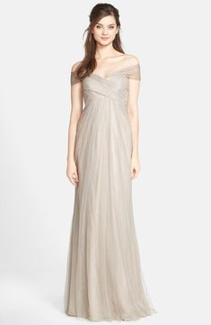 d7669d35a78 NWT Jenny Yoo Willow Convertible Tulle Gown Alpine Size 18  393 N S
