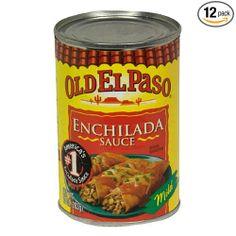 El Paso Mild Enchilada Sauce is Vegan by Accident