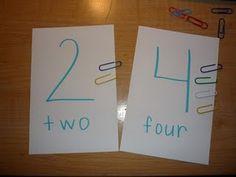 Easy math center