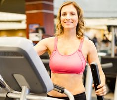 "Best Sports Bras  ""I run, go on the elliptical and use weights, so I need one bra that works for all of my workouts."" —Jenn Waldron, 36"
