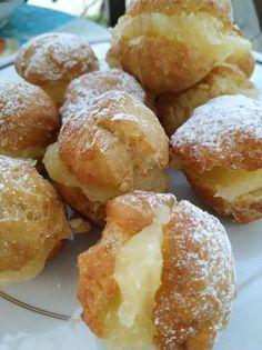 Greek Recipes, Vegan Recipes, Cooking Recipes, Pretzel Bites, Donuts, Cravings, Nom Nom, Recipies, Food And Drink