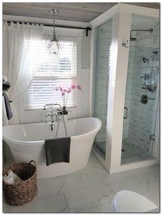 Modern Bathroom Design Ideas For Small Bathrooms. Bathroom Fixtures Miami Design District each Bathroom Design Rules every Bathroom In Italian only Bathroom Remodel Looks Zen Bathroom Decor, Bathroom Renos, Bathroom Ideas, Aqua Bathroom, Bathroom Stuff, Bathroom Renovations, Bathroom Designs, Bathroom Cabinets, Bathroom Lighting