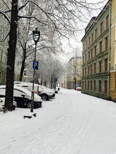 Conradisgate, Oslo, Winter 2018