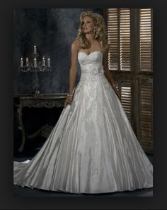 Maggie Sottero 'Virginia' Size 2 Wedding Dress - Nearly Newlywed