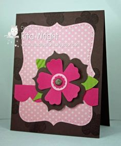 Sketch Trio: Feminine by kyann22 - Cards and Paper Crafts at Splitcoaststampers