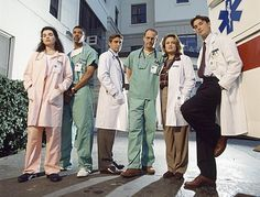 Started watching ER when my youngest was born (November 1994); loved the adrenaline rush I got watching all the cases that came through the ER.  Stopped watching sometime during season 4, but started watching the show on dvd last year and I'm so glad I did - what a great show!