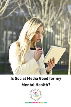 """Social media is a """"highlight reel,"""" meaning everyone shares their best moments. Thus, comparison is becoming a common negative feeling, especially in kids. Internet Safety For Kids, Positive Life, Our Kids, How To Become, Highlights, Positivity, Social Media, In This Moment, Teaching"""
