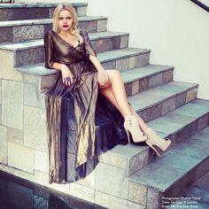 Glamorous gorgeous Alli Simpson