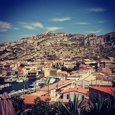 Village des Goudes Marseille