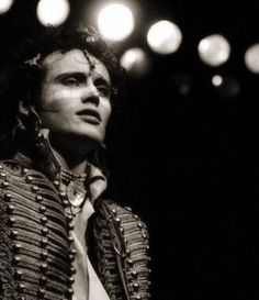 (21) Adam Ant - Twitter Search