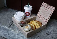 BELLAVISTA - Chilean Food Truck by Alice Bouchardon, via Behance food outside, food truck,