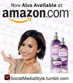 Buy Demi Lovato's Devonne by Demi Skin Care Products, here!