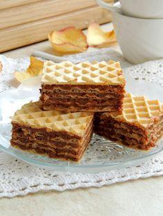 Slatko i slano kod Vonzi: Oblatne sa orasima i čokoladom