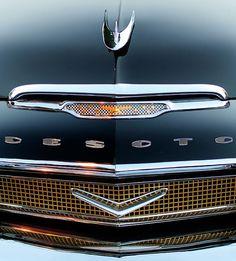 ..._1955 Desoto Hood Ornament - Car Photography by Jill Reger..Re-pin brought to you by #CarInsuranceagents at #HouseofInsurance in #EugeneOregon