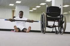 Exercises to Help a Paraplegic Improve Balance