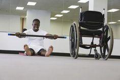 Exercises to Help a Paraplegic Improve Balance