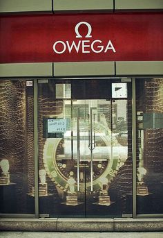 Relógios Omega