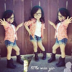 And I present my future daughter. I need to start saving for a little girl now!