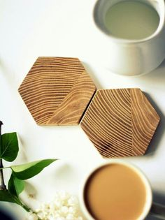 Hex cup pads by CZD