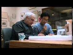 Sketches of Frank Gehry - YouTube