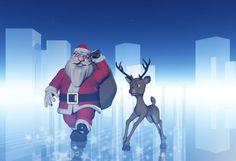 Die Lüge vom Weihnachtsmann...