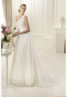 Wedding Dresses Pronovias Diagonal 2013
