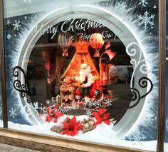 Fenwick's 2013 Christmas Window Display