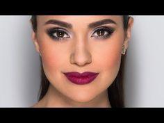 Winter Vixen Makeup Tutorial - YouTube
