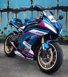 Yamaha R6, Ducati, Yamaha Motorbikes, Yamaha Bikes, Racing Motorcycles, Motorcycle Bike, Ninja Bike, Honda, Custom Sport Bikes