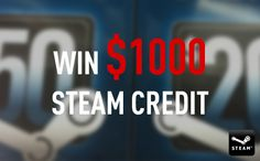 Enter to WIN $1,000 in Steam credit! #stackup #nyopgamer