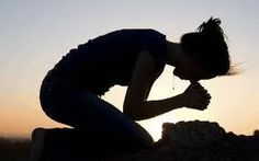 """""""When the world pushes you to your knees, you are in the perfect position to pray."""" ~ Rumi"""