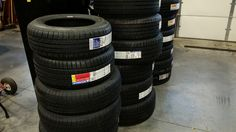 Tires Steves Auto Repair Goodyear, continental, michelin delivered daily and in stock