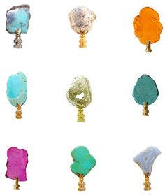 We Love Hillary Thomas Lamp Finials... and you will too! | Light ...