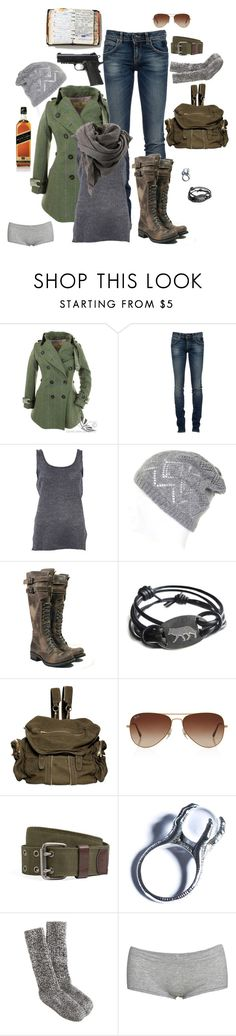 """Tweed Jacket"" by gone-girl ❤ liked on Polyvore featuring RoÃ¿ Roger's, VILA, Bruuns Bazaar, Peek, Alexander Wang, Rayban, Brooks Brothers, Caliber, Kill Star and Johnnie Walker"