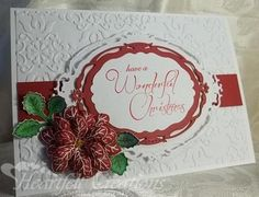 Heartfelt Creations | Wonderful Christmas Oval