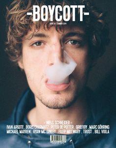 Niels Schneider Niels Schneider, Magazine Wall, Magazine Covers, Magazine Design, Louis Weasley, Michael Bierut, Trust, Xavier Dolan, Tired Of People