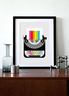 10 Work-Themed Etsy Prints to Display at Your Desk