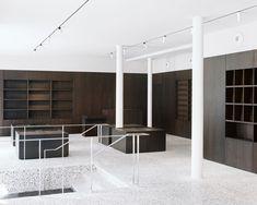 Matthieu Buisson Architecture · Strasbourg Tourism office