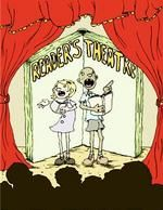 Petoskey Library Presents Readers Theater! We have 3 age groups meeting each week. Kids Monday's at 5:30 (grades 3-7) Teens Tuesdays at 5:30 (13-18yrs) and Adults Thursday's at 5:30! Come Join the fun!